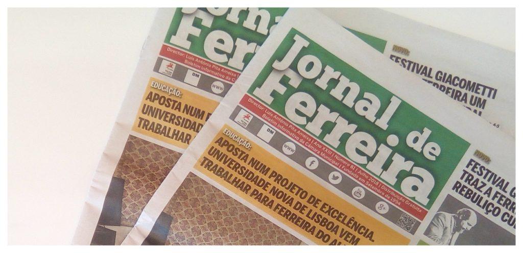 Jornal de Ferreira 1