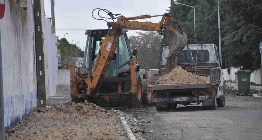 Requalificação da Rua da Piscina (Estrada de Ervidel)