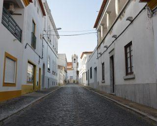 Rua Capitão Mouzinho de Albuquerque
