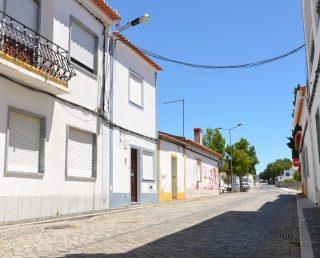Rua Dr. Acácio Monteiro Leitão