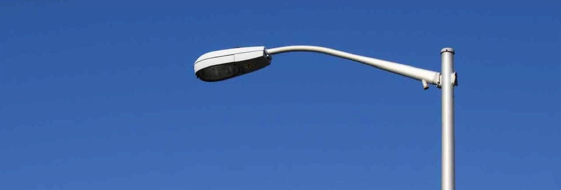 Luminárias LED em todo o concelho