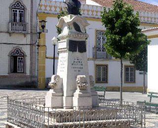Praça Comendador Infante Passanha