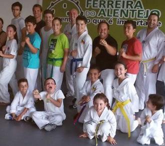 Taekwondo – 1ºTreino de Seleção Nacional