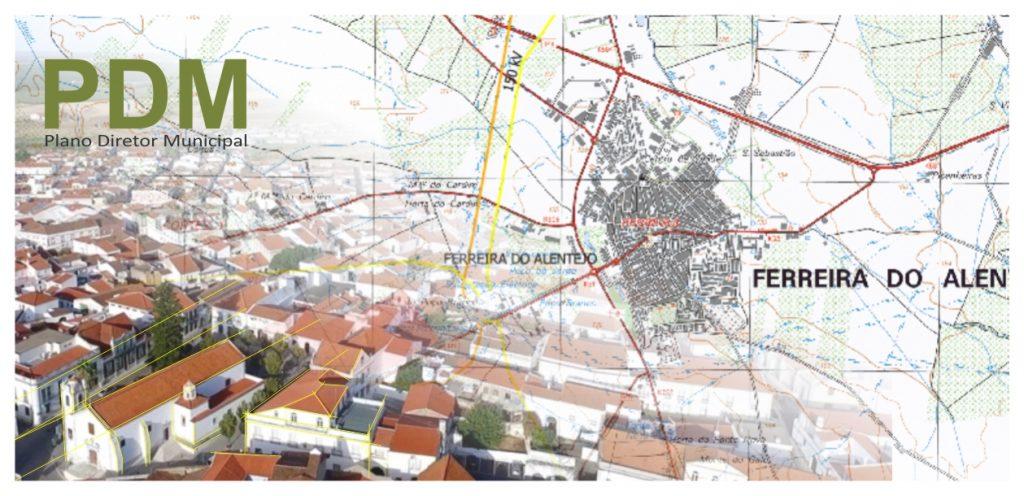 Revisão do Plano Diretor Municipal de Ferreira do Alentejo