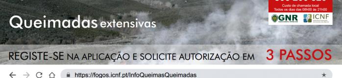 (Português) Pedidos de Queima e Queimada