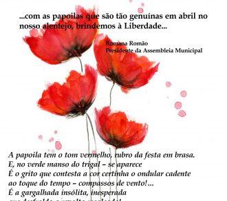 (Português) Assembleia Municipal – 25 de abril