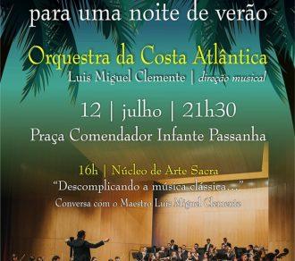 (Português) Concerto para uma noite de verão