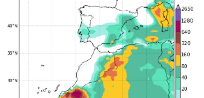 (Português) Subida significativa da temperatura
