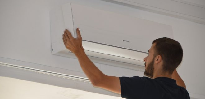 (Português) Escola Básica de Ferreira do Alentejo com sistema de Ar Condicionado
