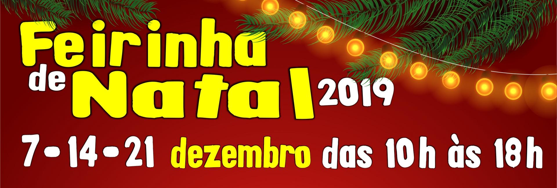 (Português) Feirinha de Natal na Praça Santa Maria madalena