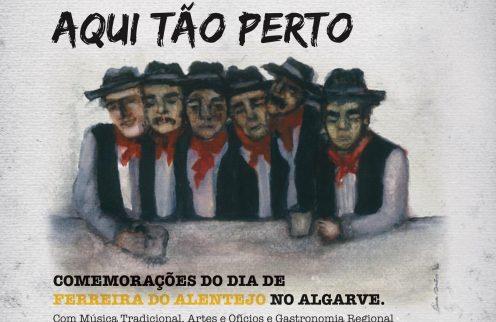 (Português) Dia de Ferreira em Faro
