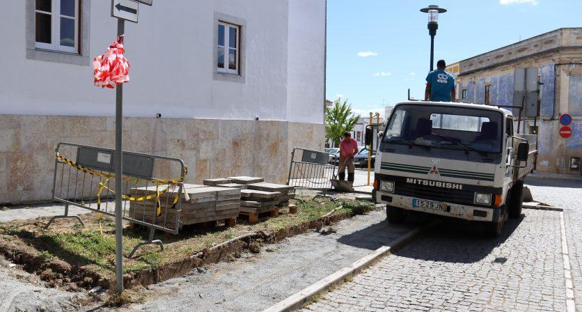 Remodelação das passadeiras para peões em Ferreira do Alentejo 4