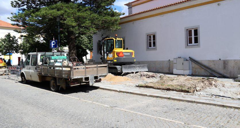Remodelação das passadeiras para peões em Ferreira do Alentejo 3