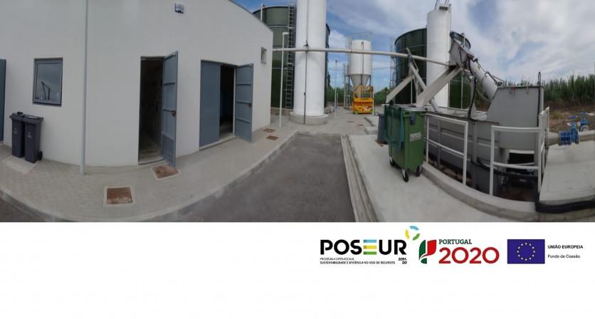 (Português) A nova ETAR de Ferreira do Alentejo já se encontra em funcionamento