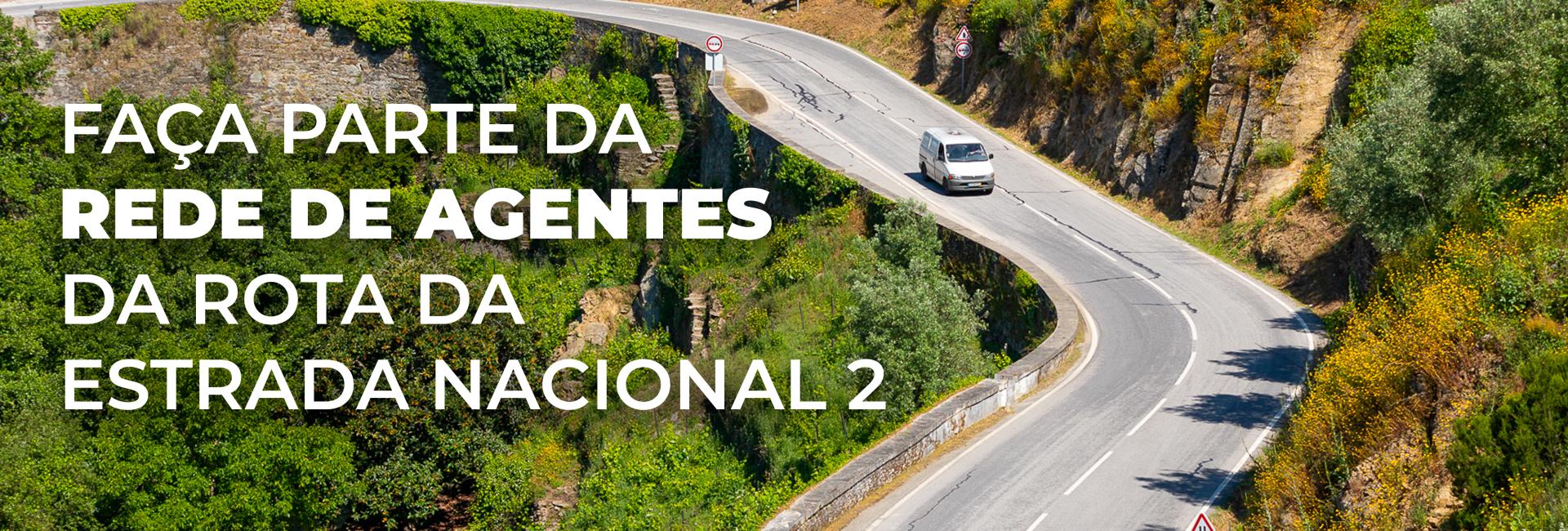 (Português) Rede de agentes da Rota da Nacional 2