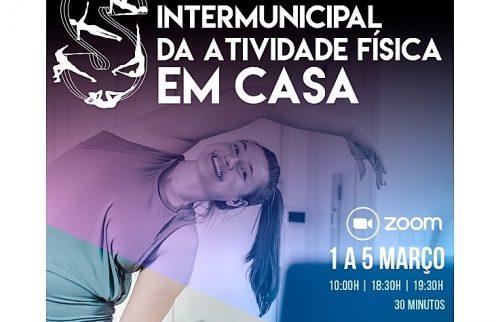 Município de Ferreira do Alentejo integra semana intermunicipal que vai levar a atividade física a casa das populações