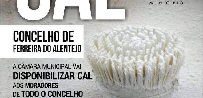 (Português) Campanha de distribuição de Cal