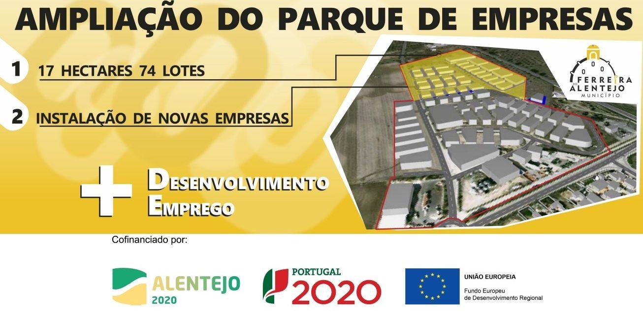 (Português) Ampliação do Parque de Empresas